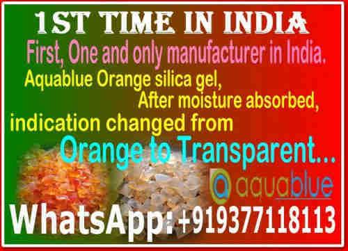 Silica Gel Orange
