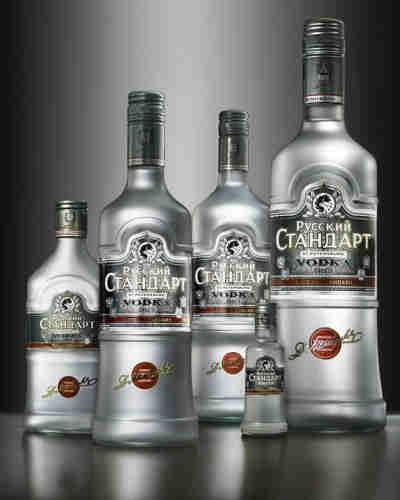 ORIGINAL RUSSIAN STANDARD VODKA