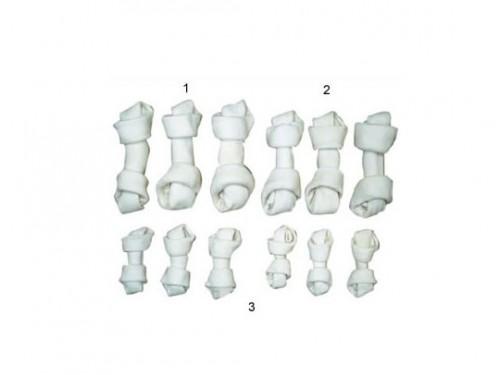 White Rawhide Bones