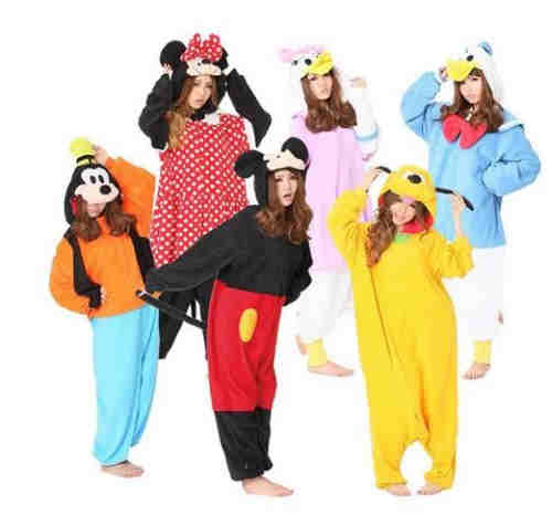 kigurumi costumes,video game cosplay