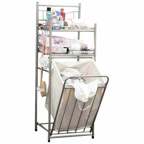 shelving, rack, wire stand and basket, carts, simple cabinet