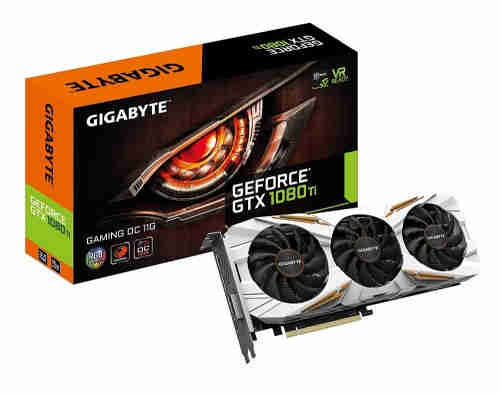 Gigabyte NVIDIA GeForce GTX 1080 Ti GAMING OC 11G 11
