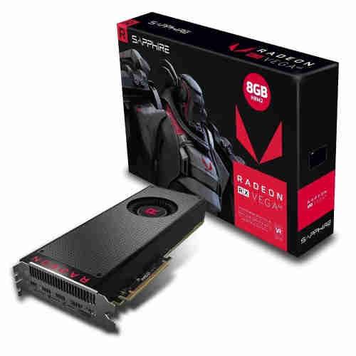 New Sapphire Radeon NITRO + Rx 480 / Rx 470/Rx 580/ Rx 570 8GB GDDR5 Dual /DVI-D /Dual
