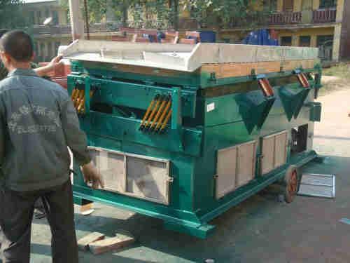 5XZ-5A Gravity Separator Sanli Brand See Processing  Machine