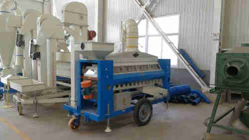 5XJC-3 Gravity Separator Sanli Brand Seed Processing Machine Agriculture Equipment Farm Machinery