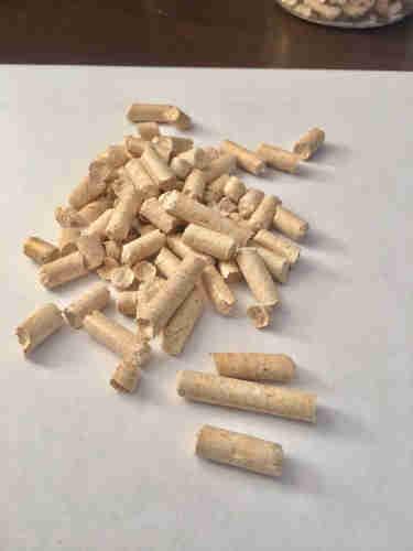 Spruce , Pine - Scots Pine Wood Pellets 6 mm