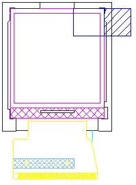 TFT LCD Module PT0151212-A7 SERIES