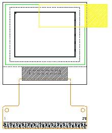 OLED Module PTOG0604-A0 SERIES