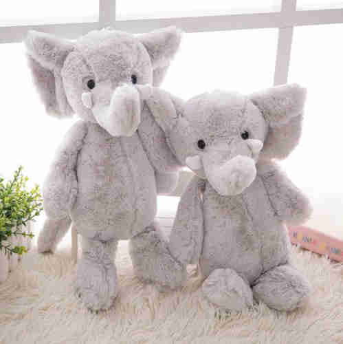 Little elephant stuffed animal