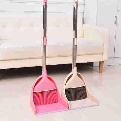 Broom dustpan suit
