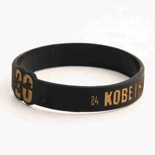 Thanks Kobe wristbands
