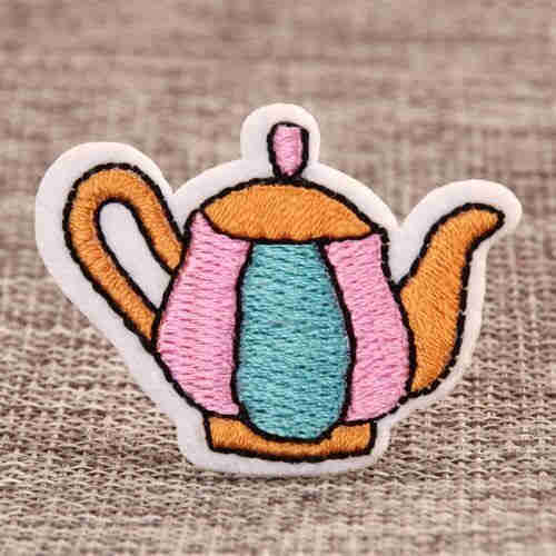 Teapot Custom Patches Online