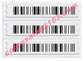 Retail security label,checkpoint,loss prevention,anti-theft label,