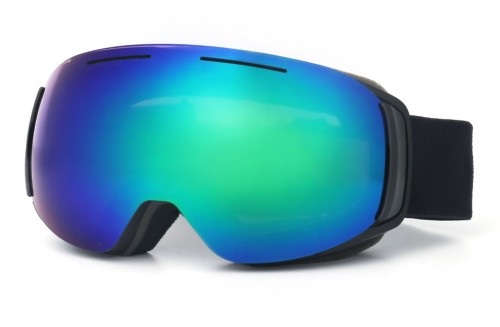 Winter magnetic ski goggles with hot sale style