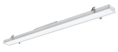 LED Linear profile with low glare