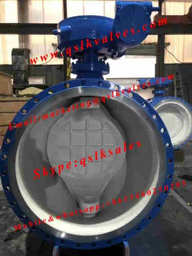 Full Bore Side Entry Eccentric Hemispherical Valve