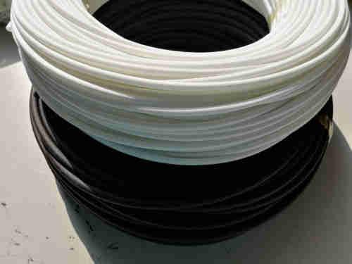 silicone fiberglass sleeving