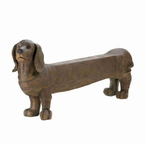 ON SALE!!! DACHSHUND DOGGY BENCH...Was $260.00