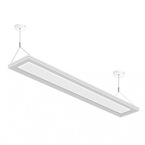 4FT Suspended up and down led linear lighting