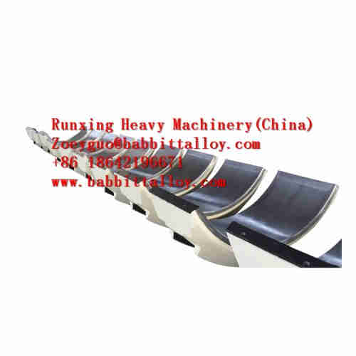 Cement Rotary Kiln Grinding Mill Liner-OEM according to drawings